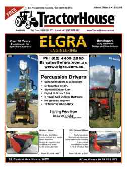 Tractorhouse Digital Editions at TractorHouse.com.au.