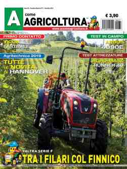 A come Agricoltura Digital Issue