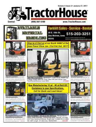 Tractorhouse Com Used Tractors For Sale John Deere