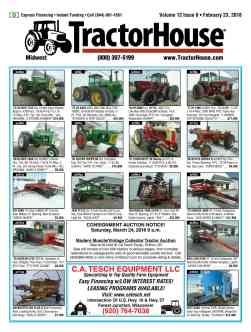 Tractorhouse Com Used Tractors For Sale John Deere