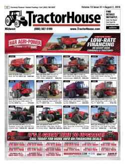 Tractorhouse Com Used Tractors For Sale John Deere Case Ih New