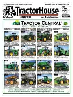 TractorHouse com   Used Tractors For Sale: John Deere, Case