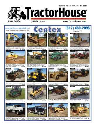 TractorHouse Cover