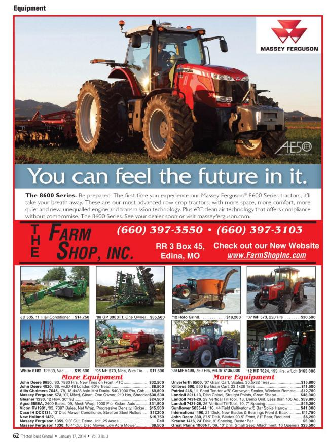 Tractorhouse fandeluxe Choice Image