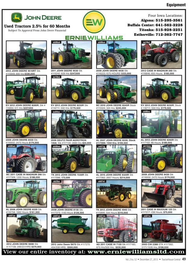 Tractorhouse fandeluxe Image collections