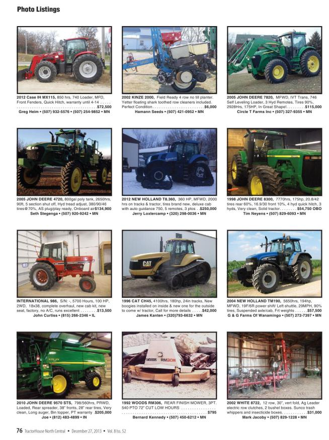Business, Office & Industrial Ford New Holland High Capacity Grain Headers Catalogue Let Our Commodities Go To The World