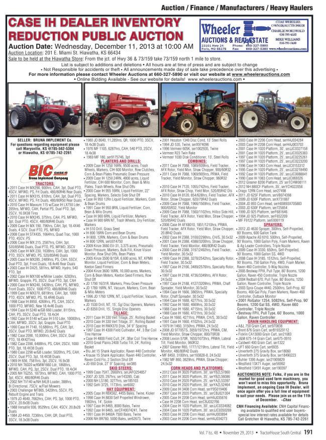 Mt Mtruck 4212 S Dumptrucks Sales Brochure Other Tractor Publications Agriculture/farming